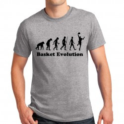T-shirt homme Basket Evolution