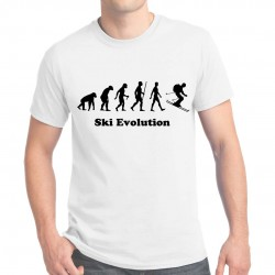 T-shirt homme Ski Evolution