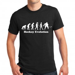 T-shirt homme Hockey Evolution