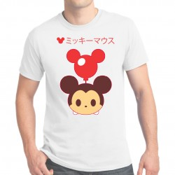 Tee-shirt Manga Mickey