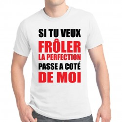 Tee-shirt homme La Perfection