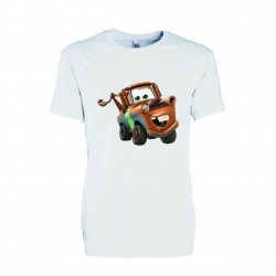 T-shirt Enfant motif Cars