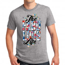 T-shirt homme The Fabulous Life