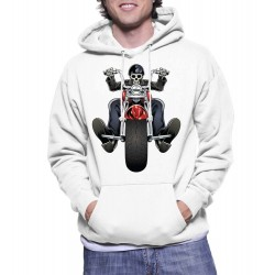 Sweat à capuche Bikers Moto Bikers