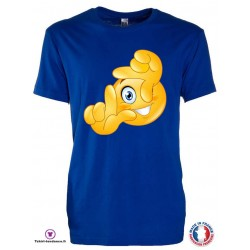 T-shirt Enfant motif Smiley