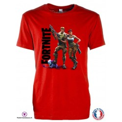 T-shirt Enfant motif Fornite